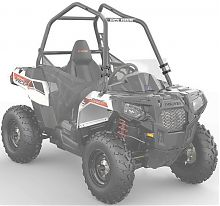Стекло / K-L&R MID WINDSHIELD POLY 2879694