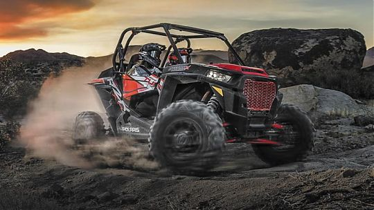 Мотовездеход RZR XP TURBO EPS Dynamix Edition фото